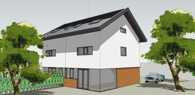 Ontwerp in CLT architect lbs63 energieke architectuur