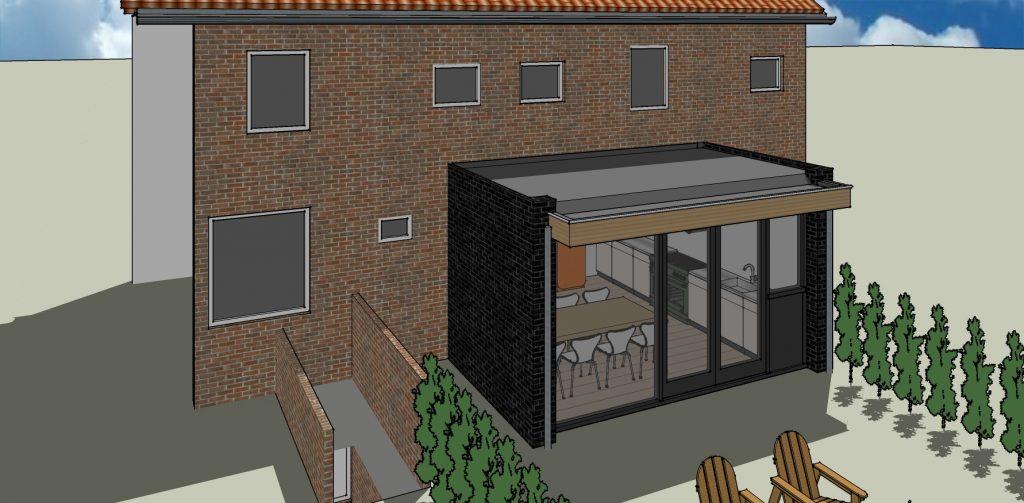 0-op-de-meterrenovatie met aanbouw tussenwoning Nijmegen