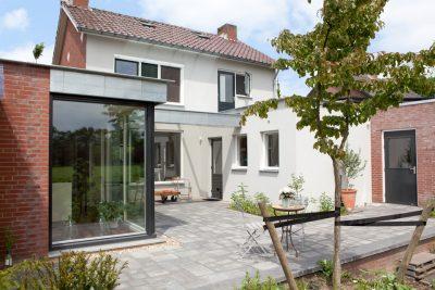 LBS63 - Woning achtertuin