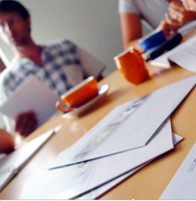 LBS63 - Mensen aan tafel